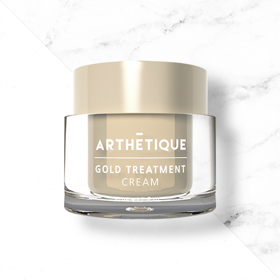 99.99% Gold, Luxurious shine and radiance expression